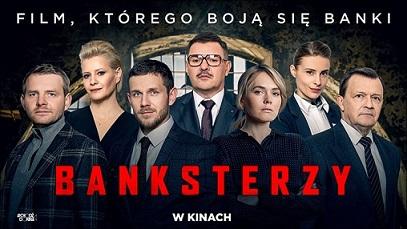 """Aktorzy filmu """"Banksterzy"""""""
